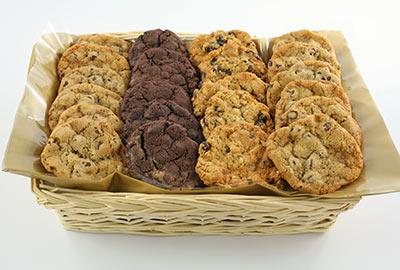 Regular Cookie Gift Basket