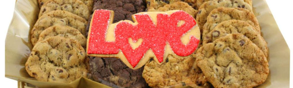 Valentine's Day Cookie Delivery in Montreal, Toronto and Oakville