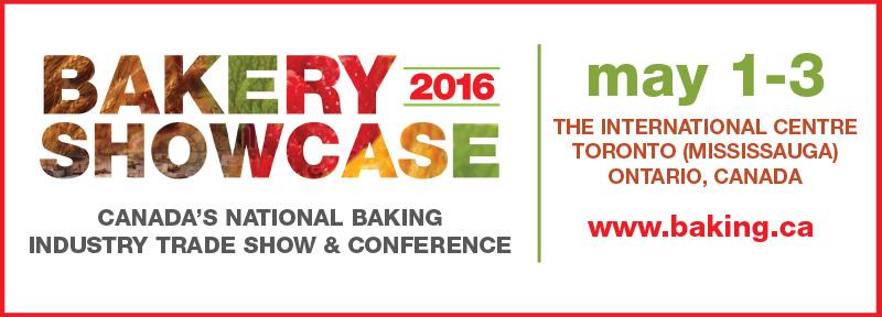 Bakery Showcase 2016 in Toronto