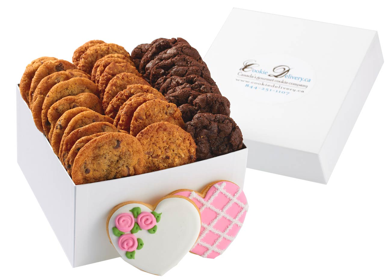 Valentines Day Online Cookie Gifts