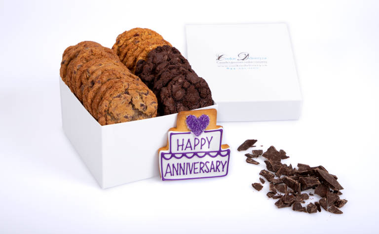 Happy Anniversary Gift Box